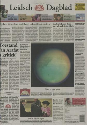 Leidsch Dagblad 2004-10-28