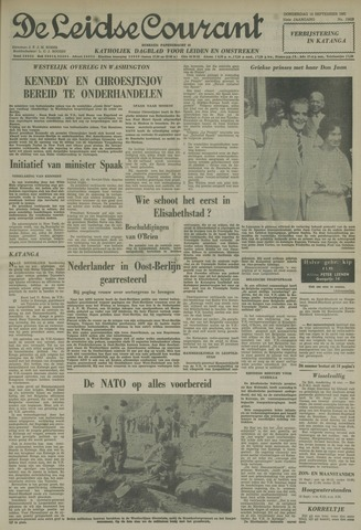 Leidse Courant 1961-09-14