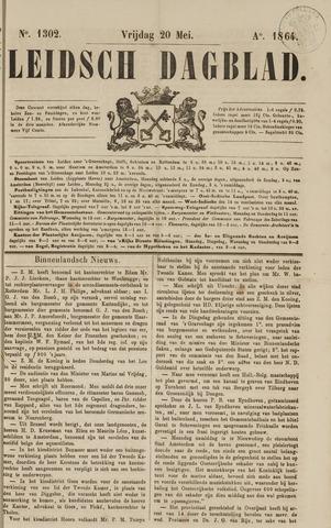 Leidsch Dagblad 1864-05-20