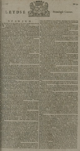 Leydse Courant 1727-04-07