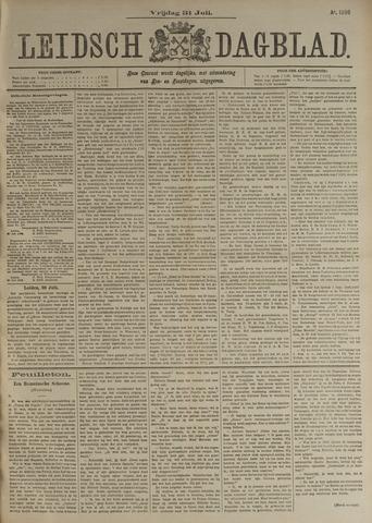 Leidsch Dagblad 1896-07-31