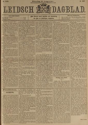 Leidsch Dagblad 1897-08-10