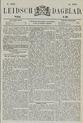 Leidsch Dagblad 1875-05-21