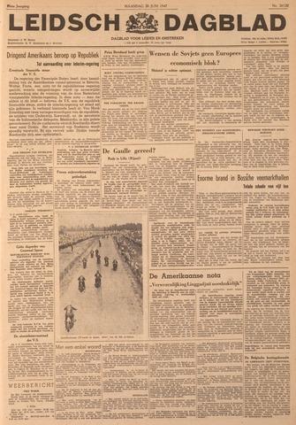 Leidsch Dagblad 1947-06-30