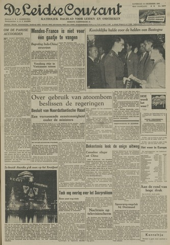 Leidse Courant 1954-12-18