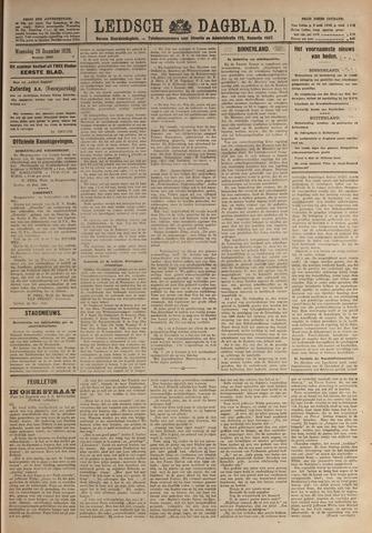 Leidsch Dagblad 1920-12-29