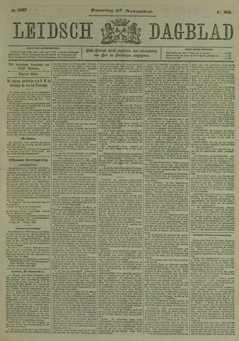 Leidsch Dagblad 1909-11-27