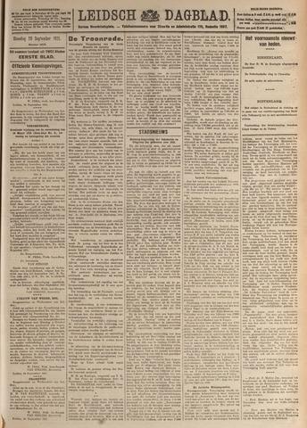 Leidsch Dagblad 1921-09-20
