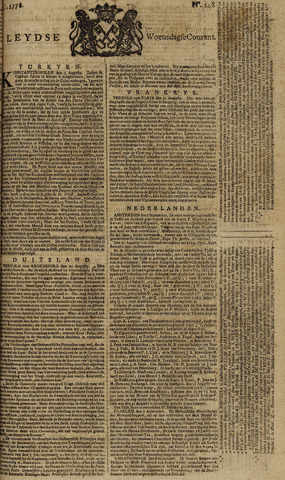 Leydse Courant 1778-09-09