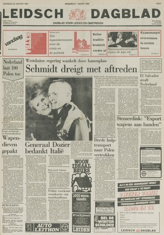 Leidsch Dagblad 1982-01-30