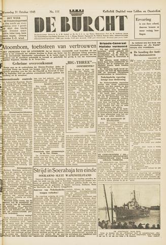 De Burcht 1945-10-31