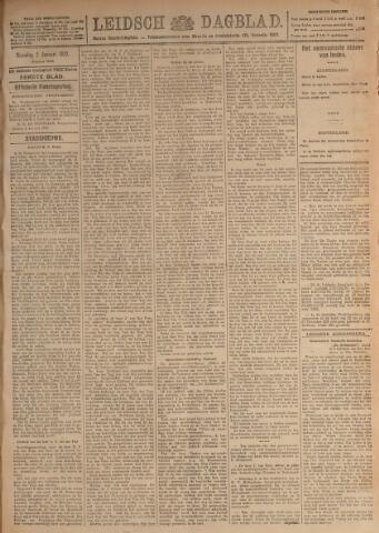 Leidsch Dagblad 1922