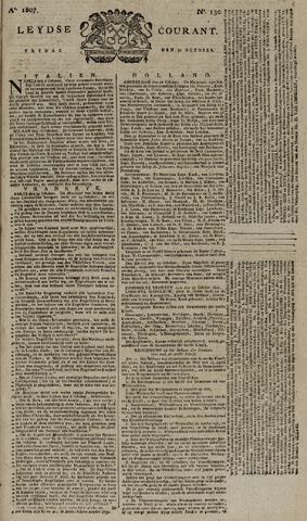 Leydse Courant 1807-10-30