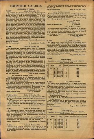 Handelingen van de Raad 1894-11-22