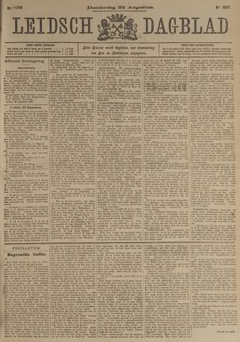 Leidsch Dagblad 1907-08-22