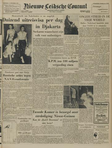 Nieuwe Leidsche Courant 1957-12-11