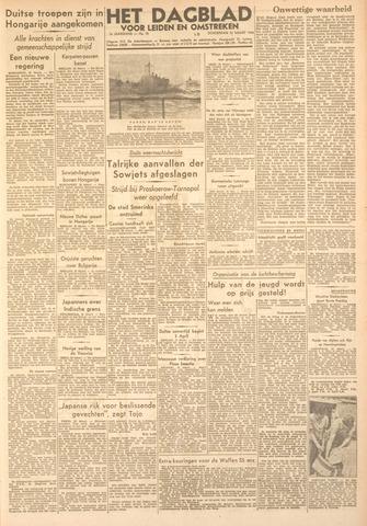 Dagblad voor Leiden en Omstreken 1944-03-23