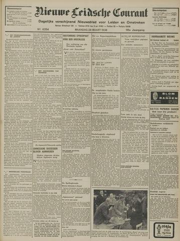 Nieuwe Leidsche Courant 1938-03-28