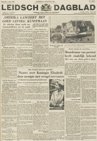 Leidsch Dagblad 1959-08-08