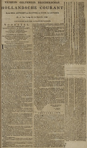 Leydse Courant 1795-09-25