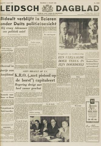Leidsch Dagblad 1963-03-11