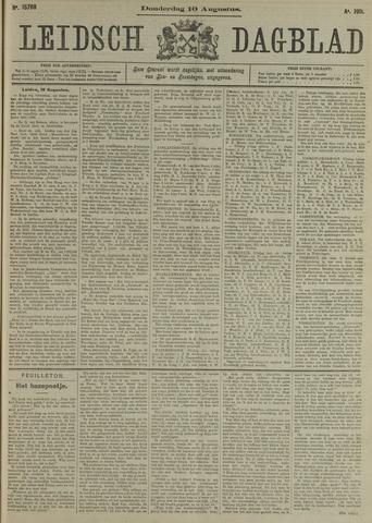 Leidsch Dagblad 1911-08-10