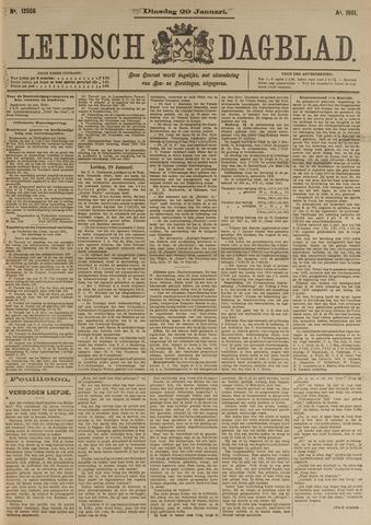Leidsch Dagblad 1901-01-29