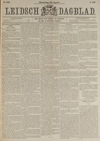 Leidsch Dagblad 1896-04-20