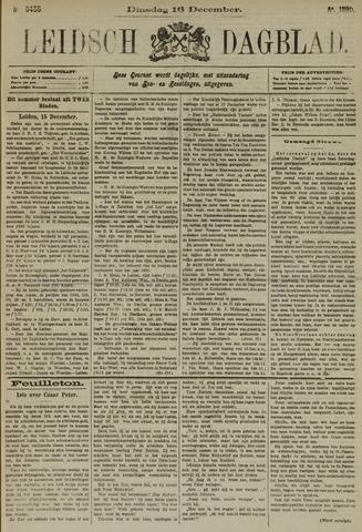 Leidsch Dagblad 1890-12-16