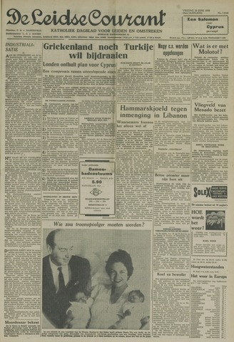 Leidse Courant 1958-06-20