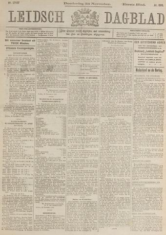 Leidsch Dagblad 1916-11-23