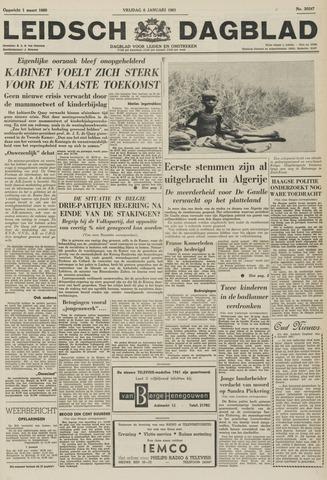 Leidsch Dagblad 1961-01-06