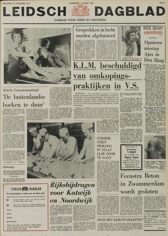 Leidsch Dagblad 1974-12-23