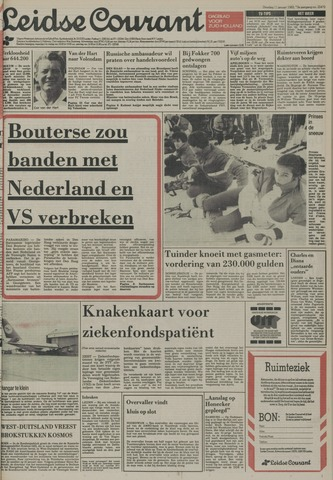 Leidse Courant 1983-01-11