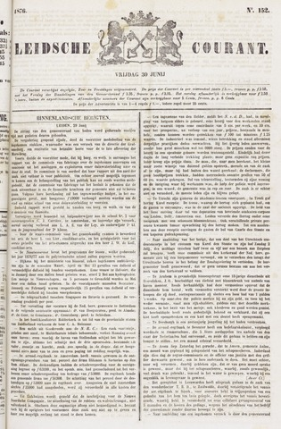 Leydse Courant 1876-06-30