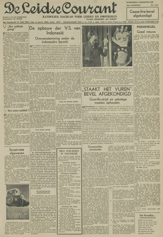 Leidse Courant 1949-08-03
