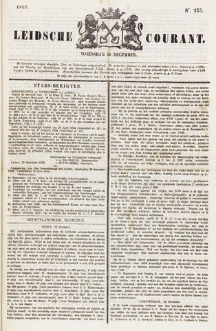 Leydse Courant 1869-12-29