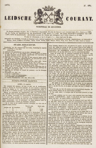 Leydse Courant 1873-08-20