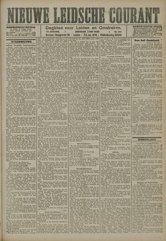 Nieuwe Leidsche Courant 1923-05-01