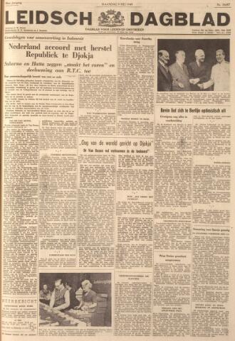 Leidsch Dagblad 1949-05-09