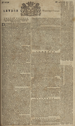 Leydse Courant 1759-02-28