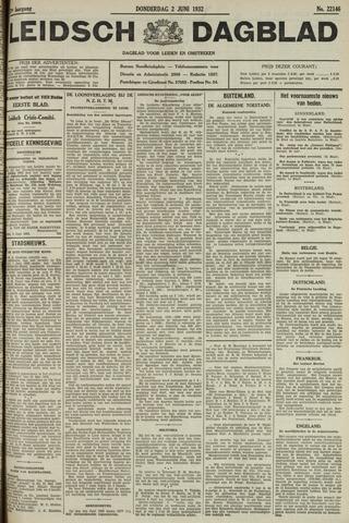 Leidsch Dagblad 1932-06-02