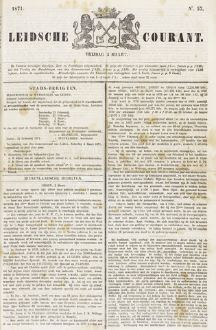 Leydse Courant 1871-03-03