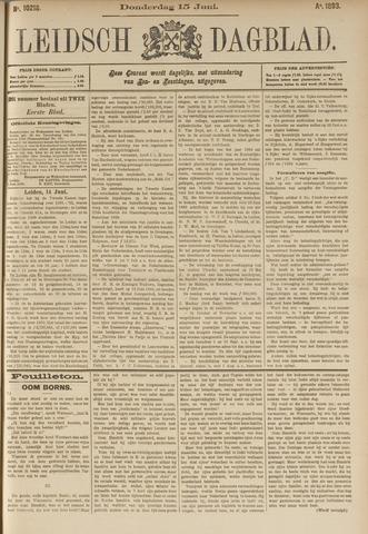 Leidsch Dagblad 1893-06-15