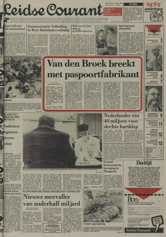 Leidse Courant 1988-11-29