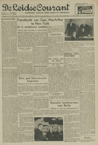 Leidse Courant 1951-04-21
