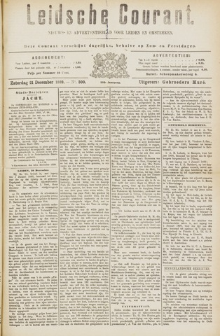 Leydse Courant 1889-12-21