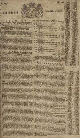 Leydse Courant 1758-09-15