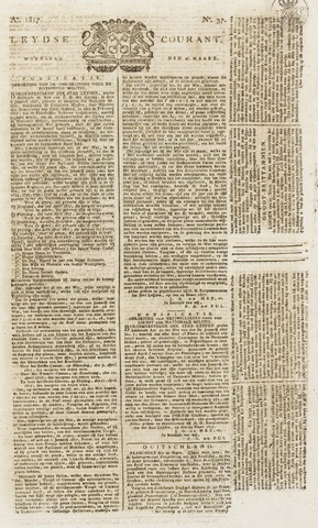 Leydse Courant 1817-03-26