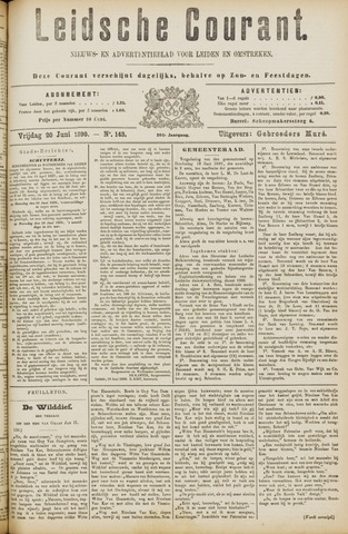 Leydse Courant 1890-06-20